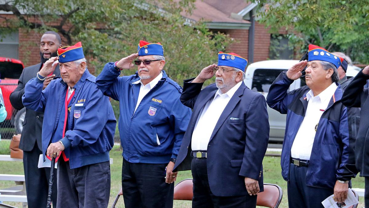 Veterans deserve honors, tributes