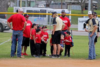Seguin Little League Opening Day