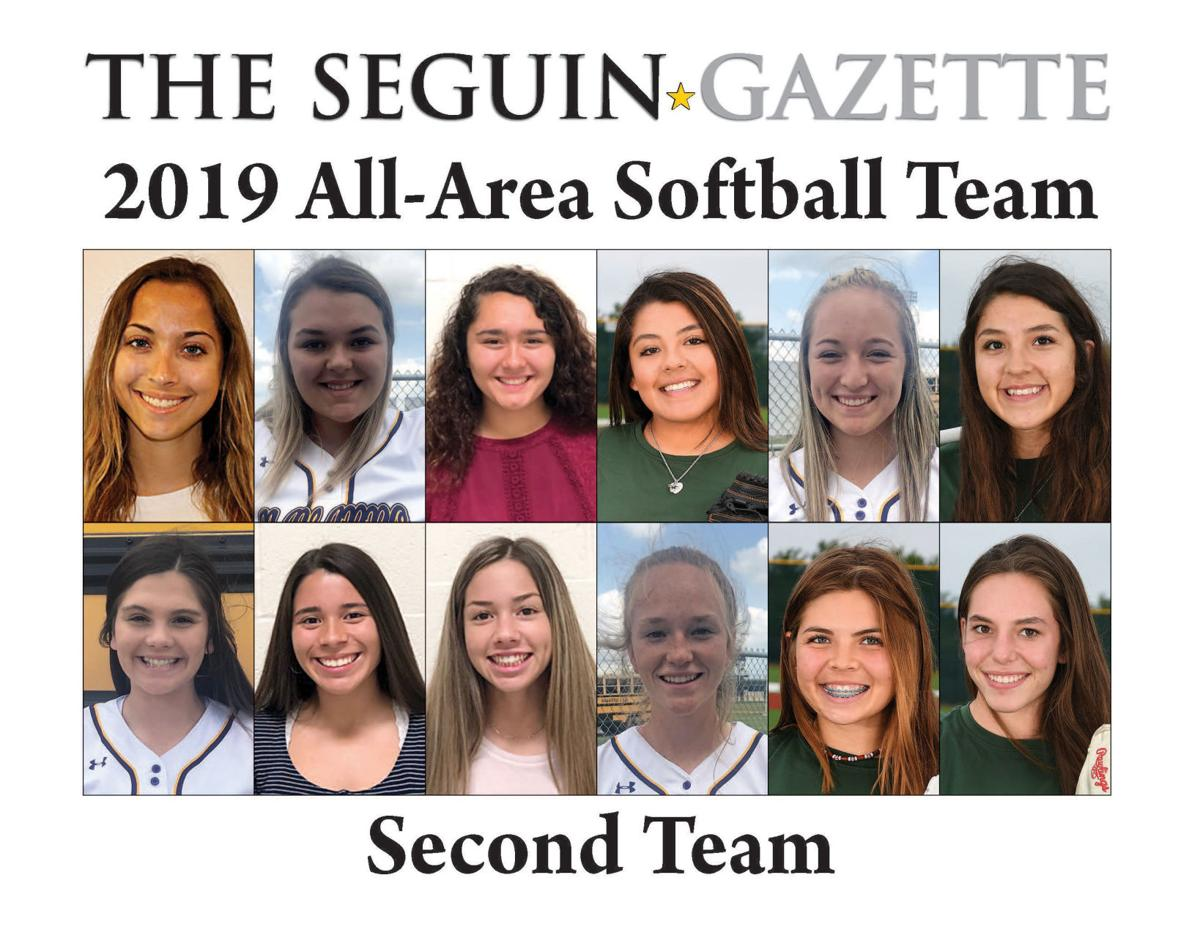 All-Area Second Team