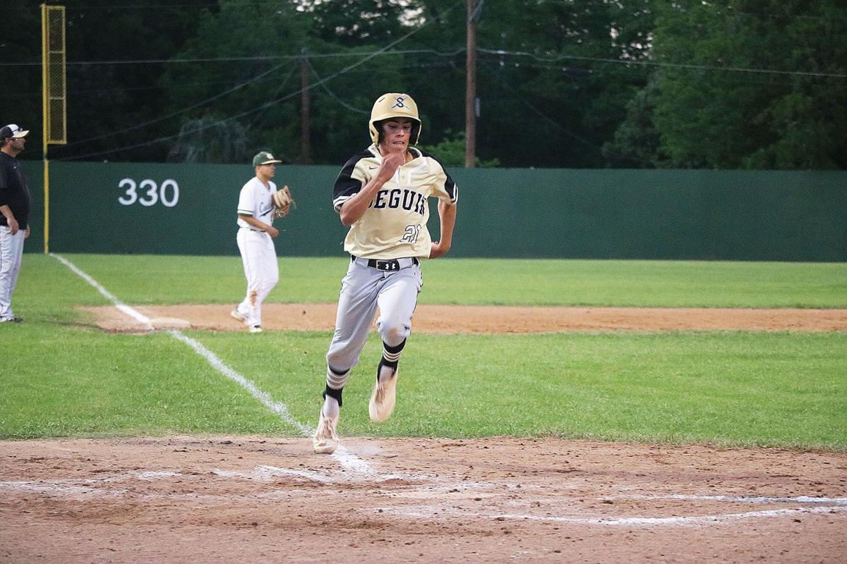Seguin baseball vs McCollum