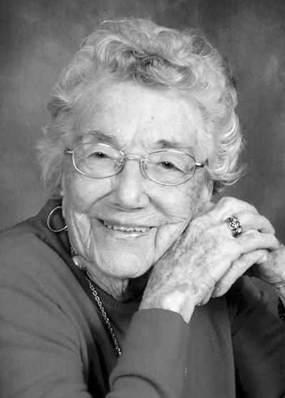 Betty Marie Broussard