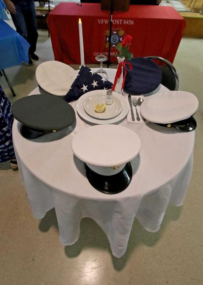 POW/MIA Ceremony