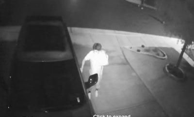 Seguin police potential burglar