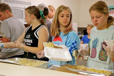 Marion Sausage Supper and parade