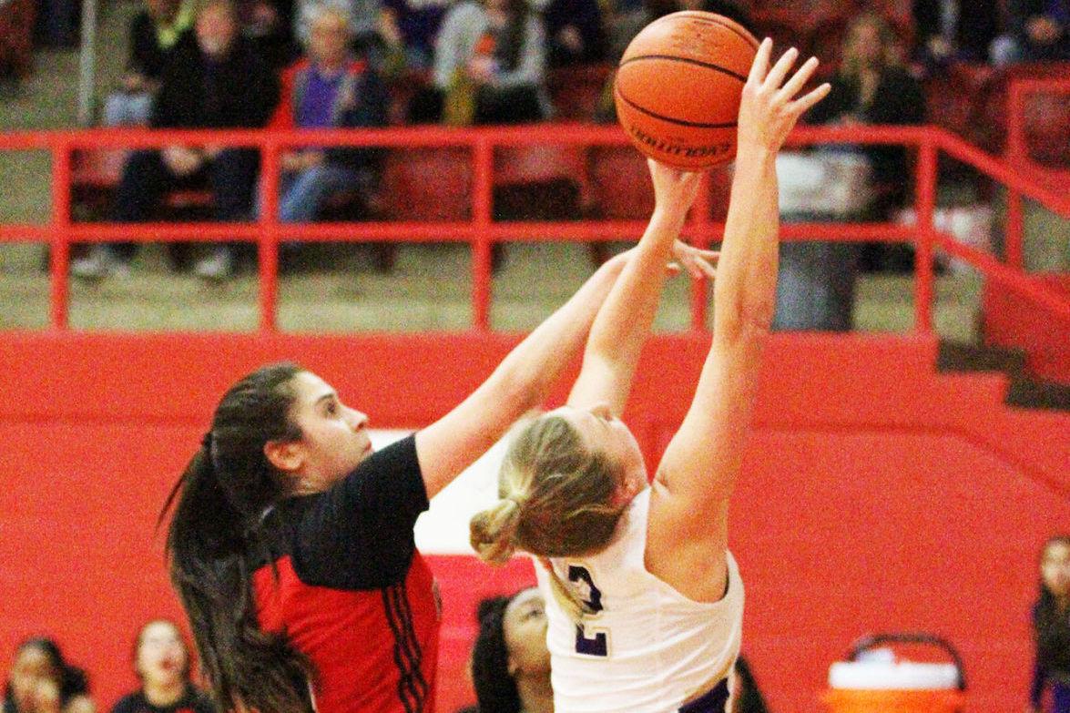 Navarro girls basketball