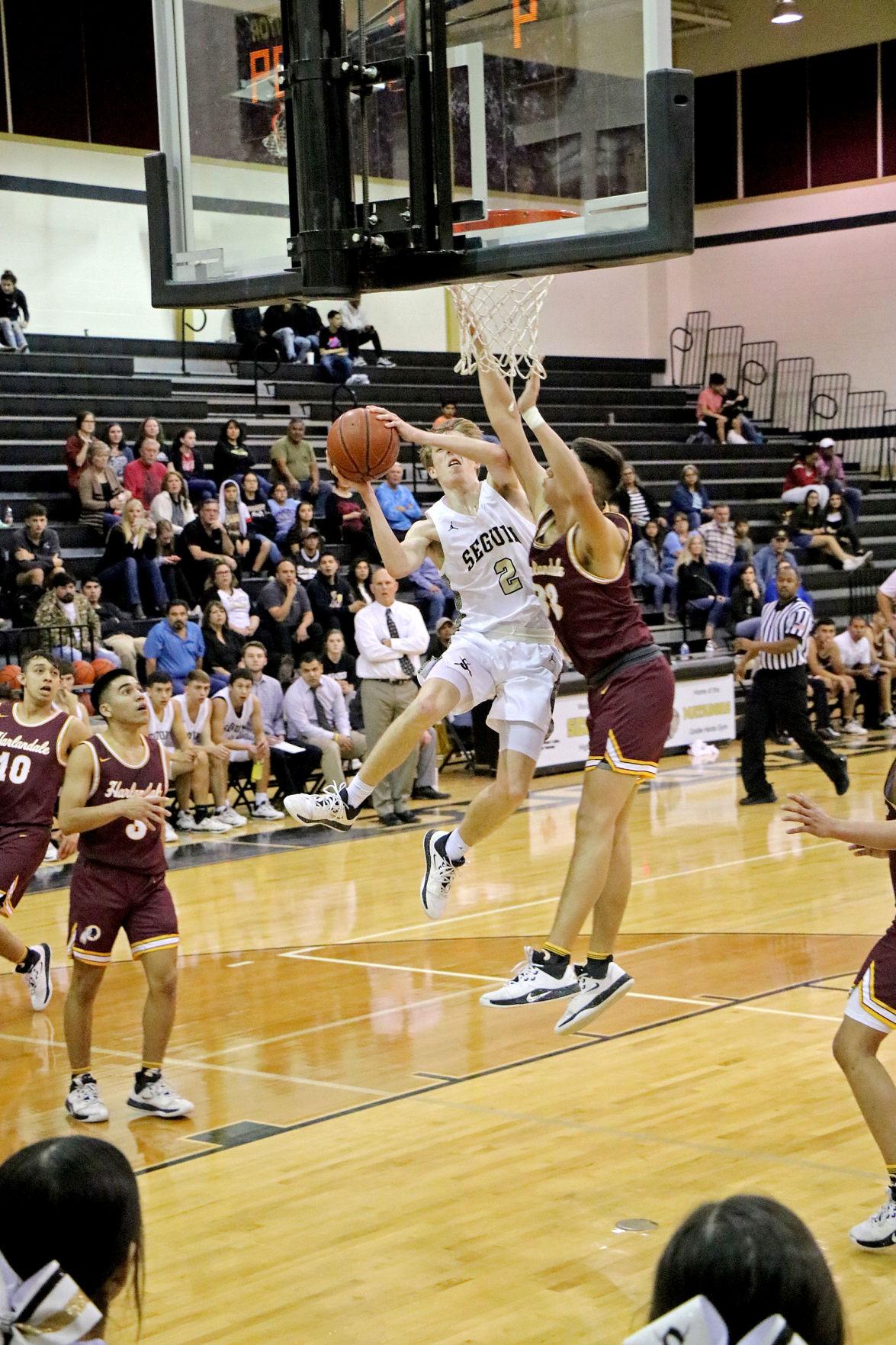 Seguin Matador Basketball