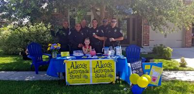 Sailor's Lemonade Stand