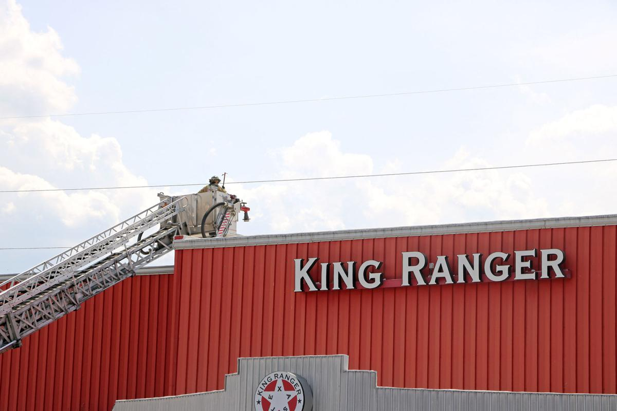 King Ranger Theater >> Smoke In Theater Prompts Fire Call Alert Seguingazette Com