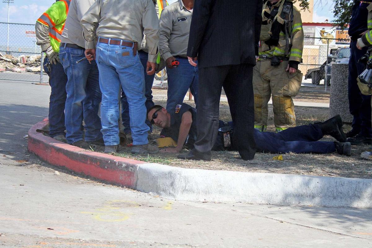 Crews hit gas line, force Seguin High School evacuation