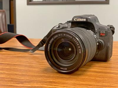 Canon Rebel T6i Camera