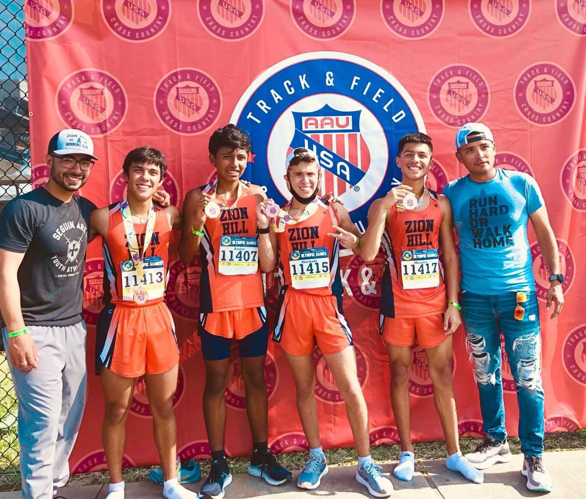 AAU Junior Oylimpics