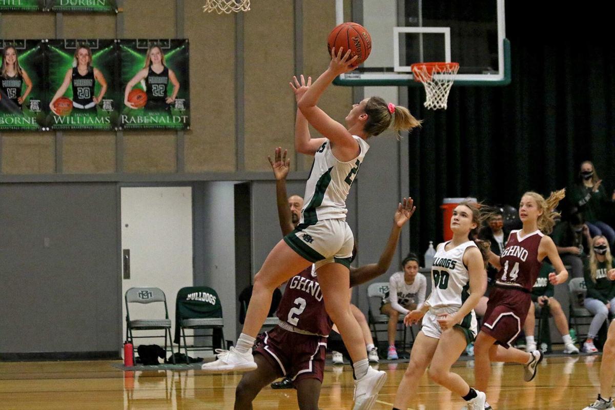 Marion Girls Basketball vs Great Hearts