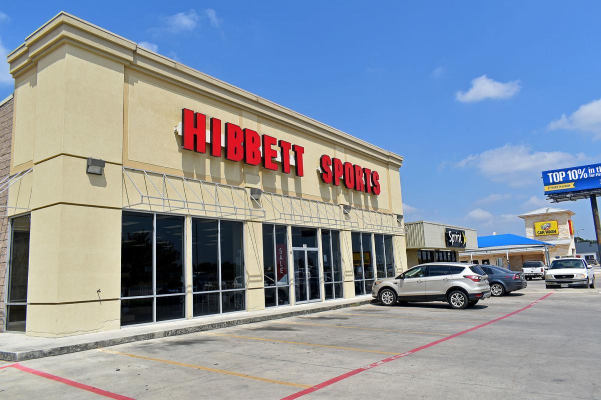 Hibbett Sports robbery