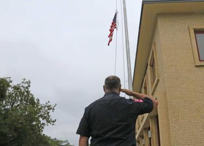Sept. 11 remembrance ceremony
