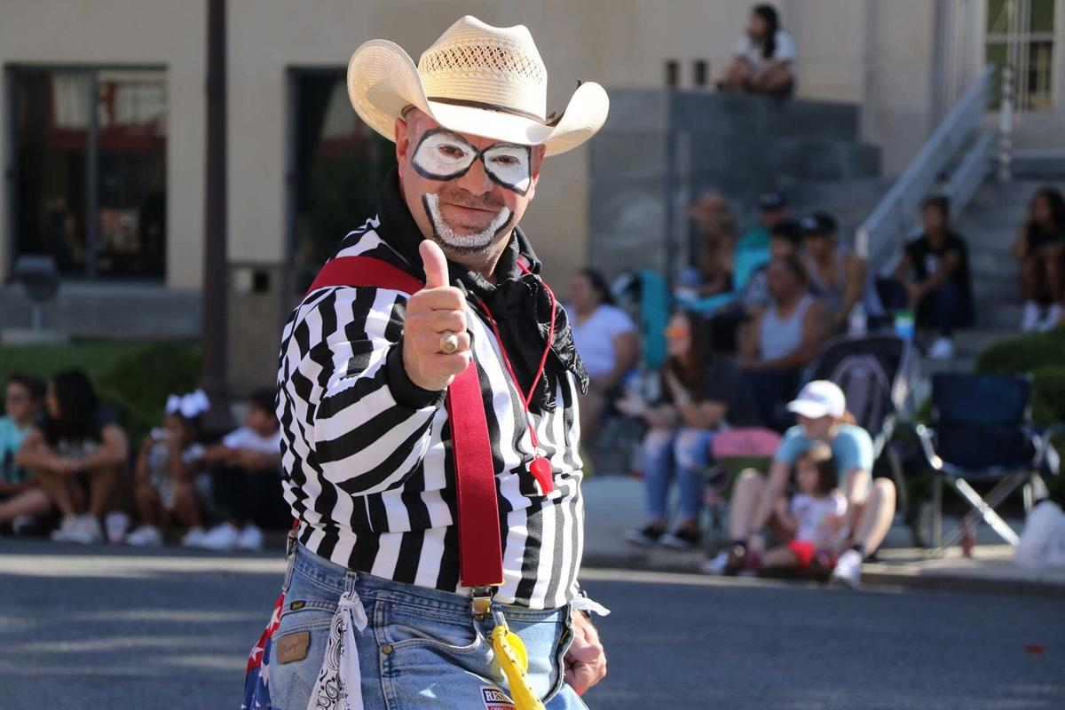 2021 Guadalupe County Fair Parade