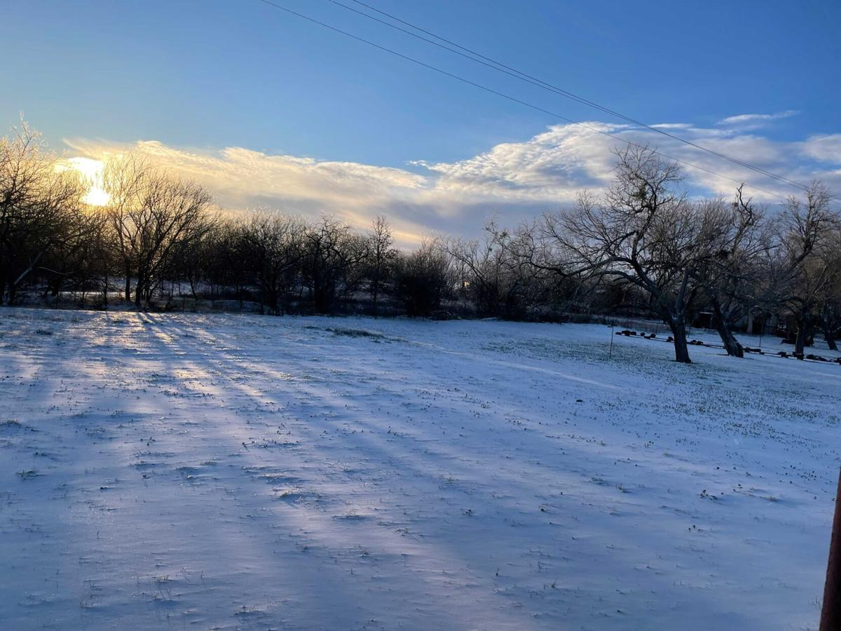South Texas Snow
