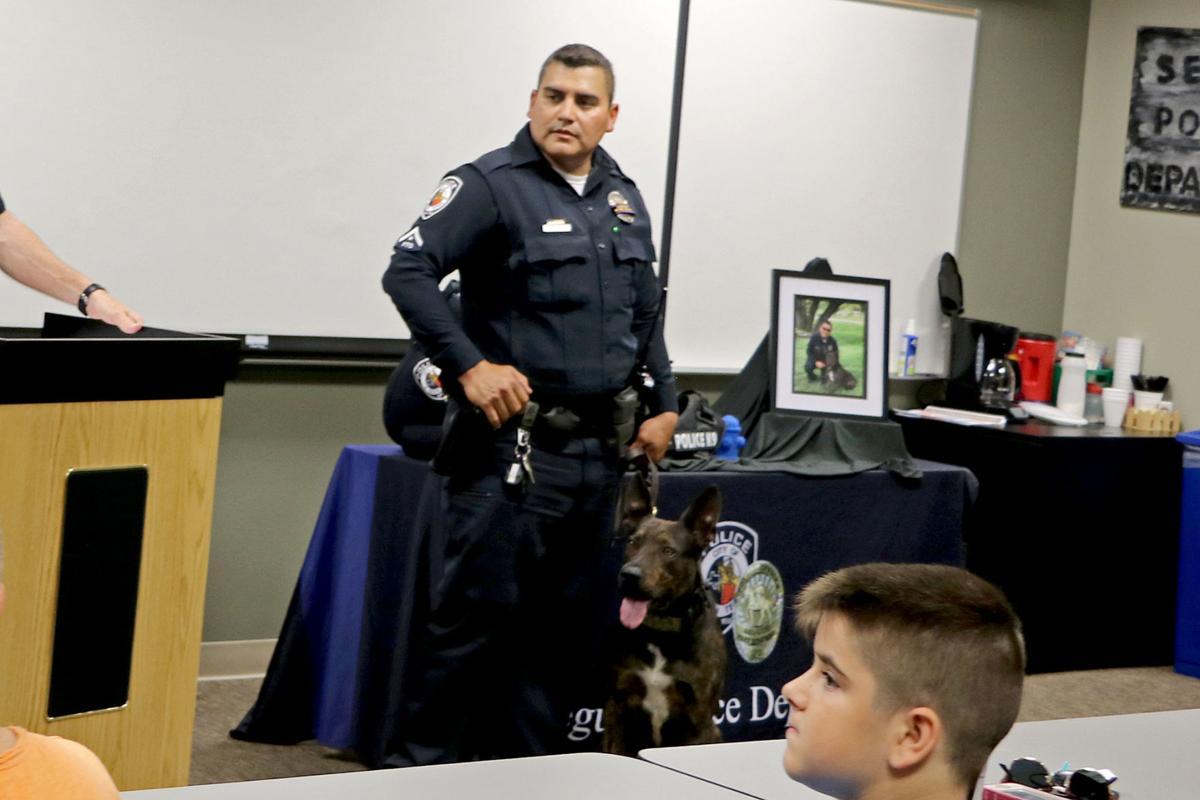 New K9 Officer