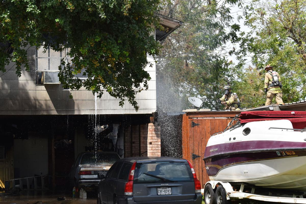 1 injured in afternoon structure fire | Alert
