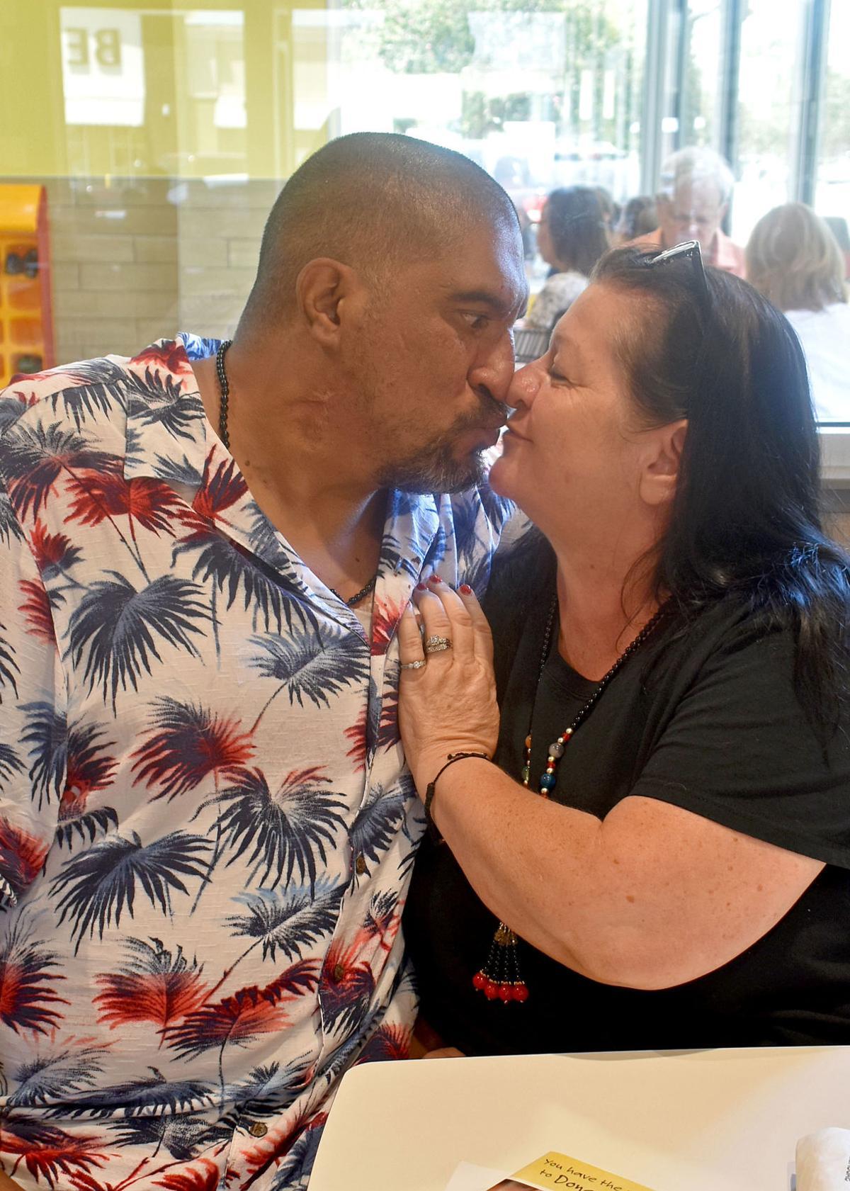Carlos and Vicki Hernandez