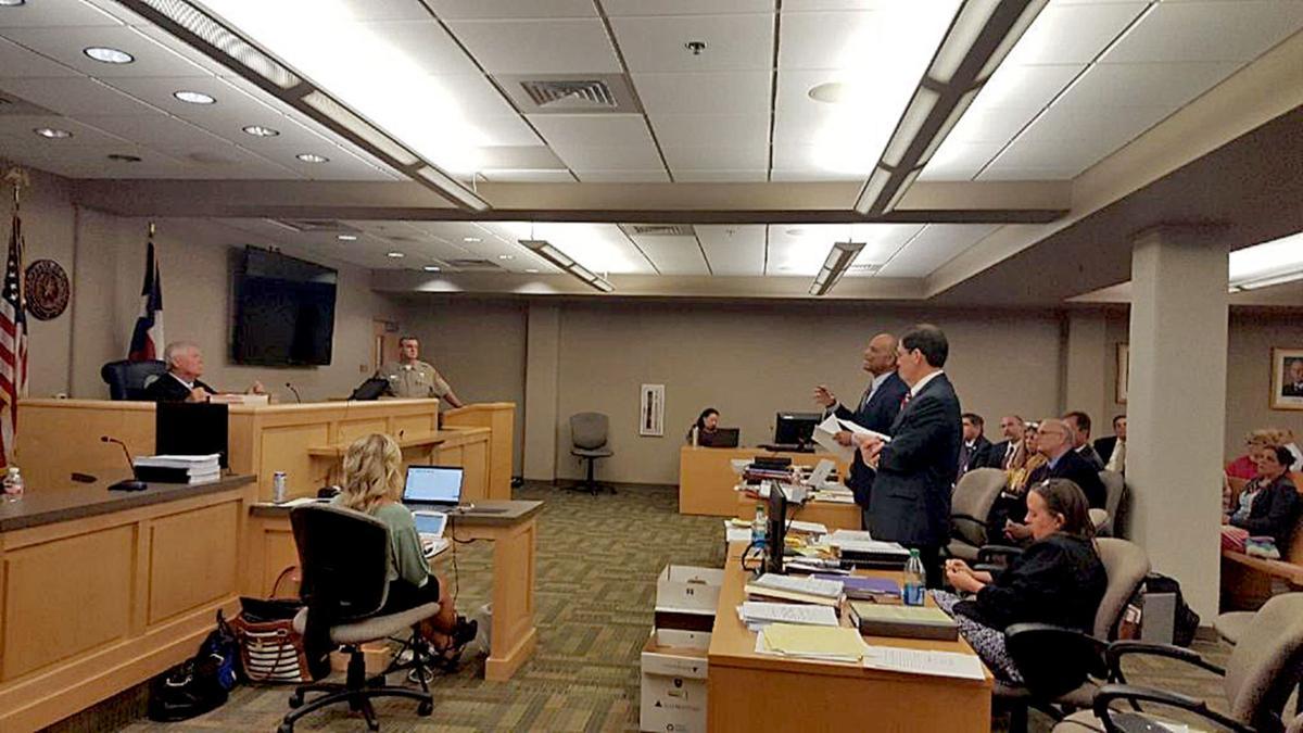 GBRA injunction hearing