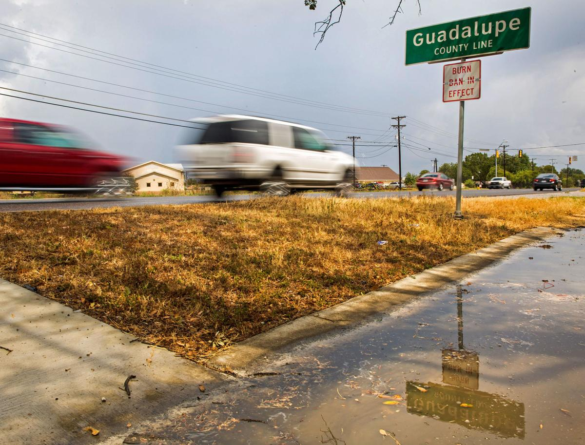 Guadalupe-Comal County line