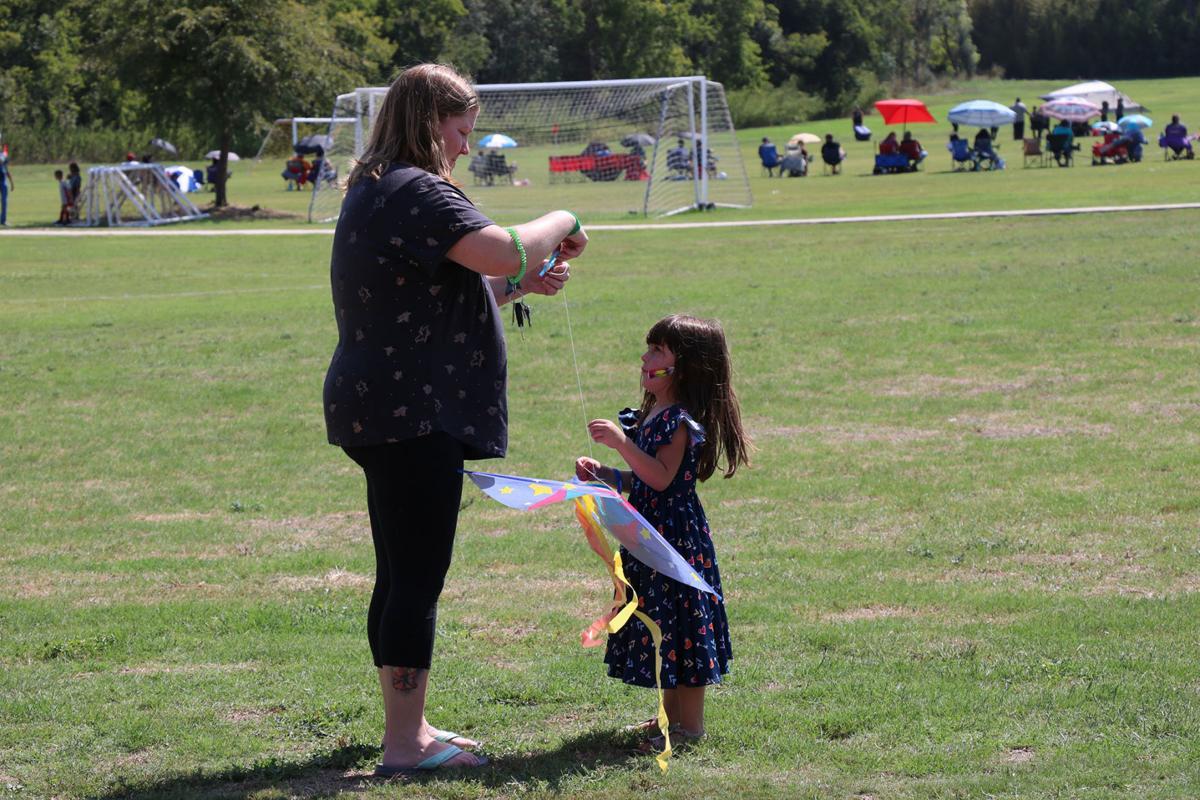 Kid's Kite Day Oct 2019