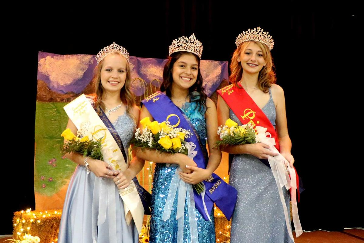 Guadalupe County Fair Queens Court