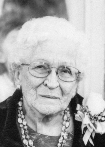 Dorothy Mae Warncke Vader