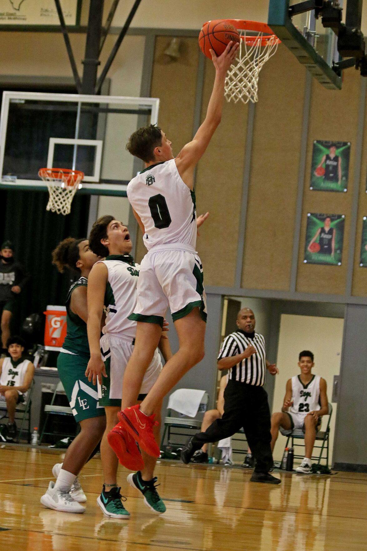 Marion Basketball