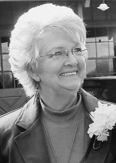 Velma Lee Moore (Baker)