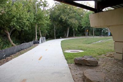 Walnut Springs Hike and Bike trail