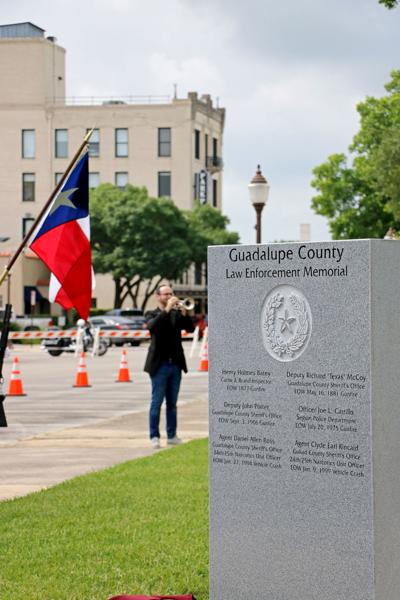 Guadalupe County Peace Officer Memorial
