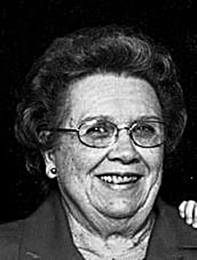 Betty Jo Parker