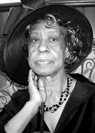 Ethel Lillian Jones Mercer