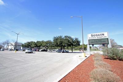 Seguin Events Complex - Coliseum