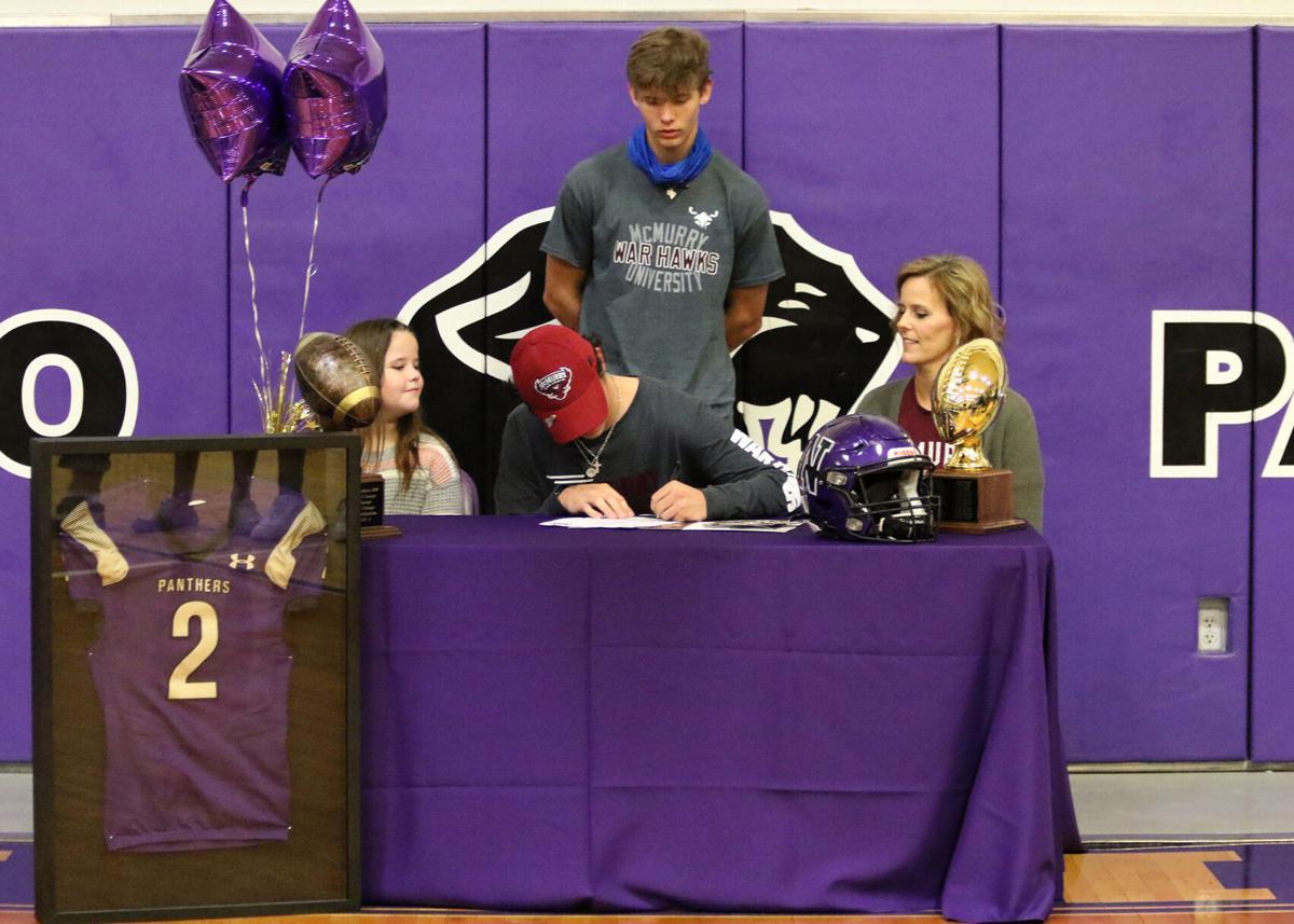 Brinsley Signing