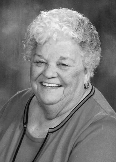 "Catherine ""Cathy"" Theresa Ferguson Martin"