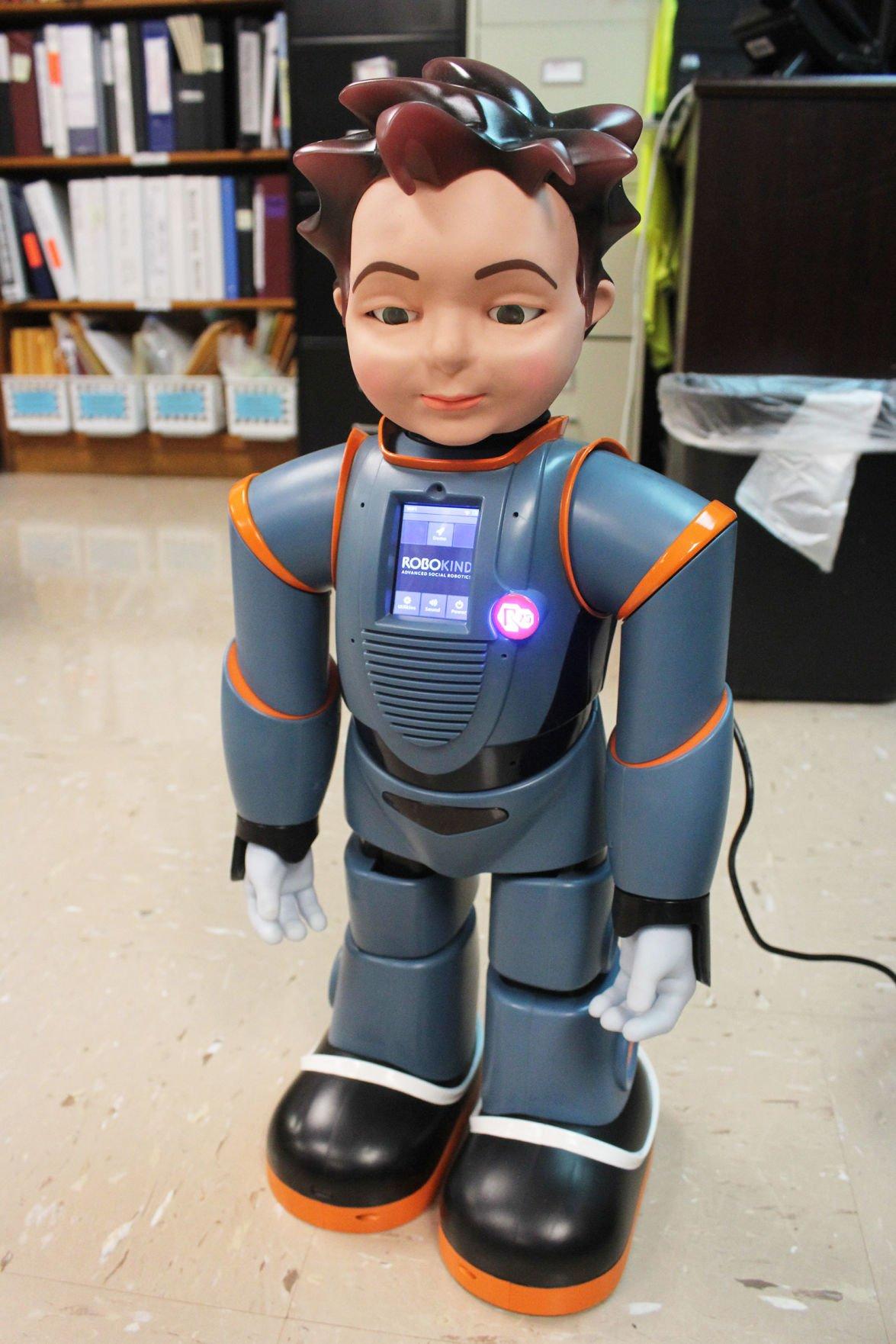 Milo the Robot