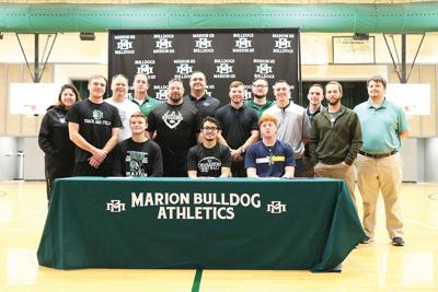 Marion football signings