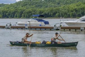 Paddling for suicide prevention
