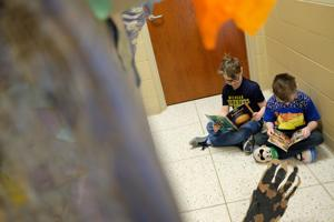 VIDEO: BG principals seek helpers for recess, lunch, reading