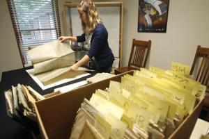 Attic find in Rossford reveals hundreds of historic architectural drawings