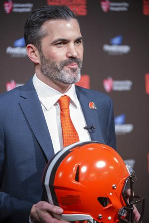 Berry back to interview with Browns about GM opening