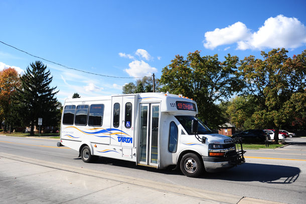 TARTA offers rides for voting