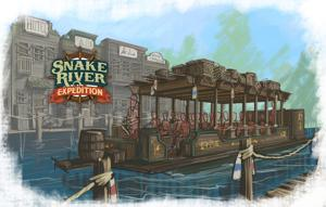 <p>Snake River Expedition is a nod to the park's former Western Cruise and Paddlewheel Excursions boat rides.</p>