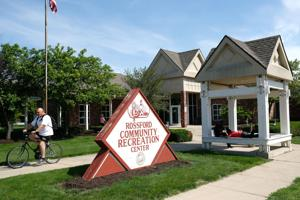 Rossford Community Recreation Center