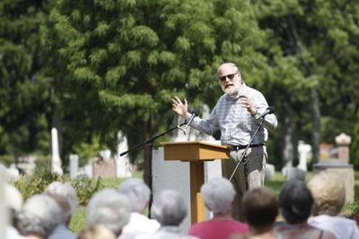 <b>Living History Day honors county's WWI past</b>