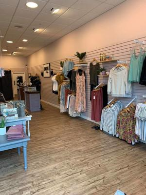 Shimmery Belle Boutique opens at Levis Commons