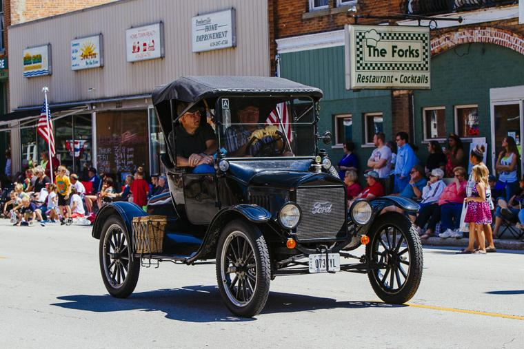 Pemberville Free Fair Grand Parade Saturday August - Shriners car show middletown ohio