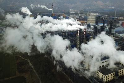 UN General Assembly China Climate